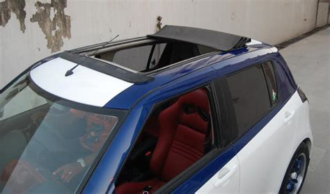 Sunroof Dan Moonroof pasang sunroof biar mobil terlihat makin mewah