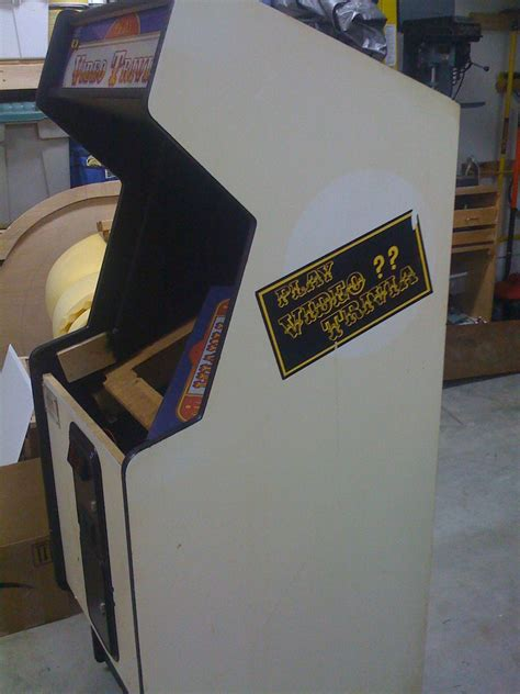 Build Your Own Arcade Cabinet pdf diy cabinet building cabinet vocabulary 187 woodworktips