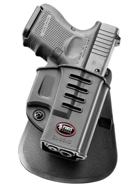 Holster Fobusglock Gl 4 fobus glock 26 nd holster