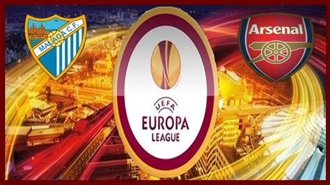arsenal europa league pes 2016 malaga vs arsenal uefa europa league