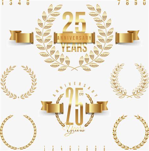 fotos gratis fe pijas vector 25 aniversario vector 25 aniversario png y