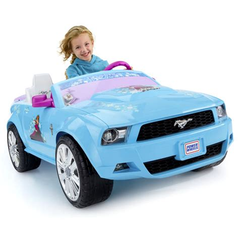 Power Wheels 174 Disney Frozen Ford Mustang Shop Power