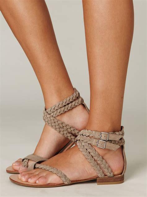 braided sandals desert braided sandal