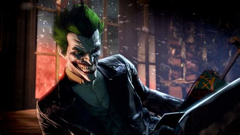 joker batman new batman arkham origins trailer released new voice
