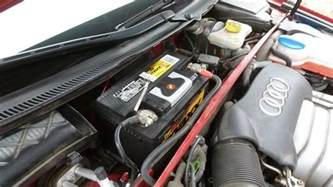 audi a4 battery location audi free engine image for user