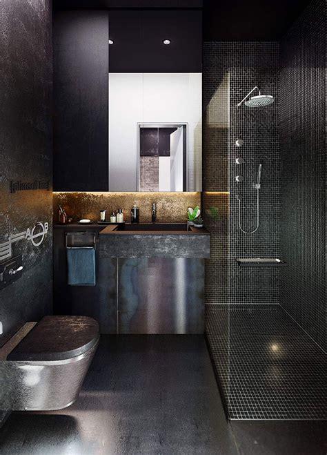 Bagno Stile Industriale bagno stile industriale 50 idee di arredo dal design