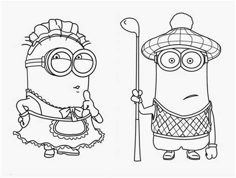 free minion coloring pages bestofcoloring com