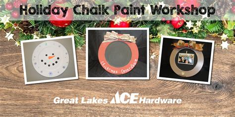 chalk paint colors ace hardware howard at home diy chalk paint workshop great lakes