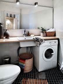 Laundry Room In Bathroom Ideas by 10 Beautiful Small Laundry Room Design Ideas