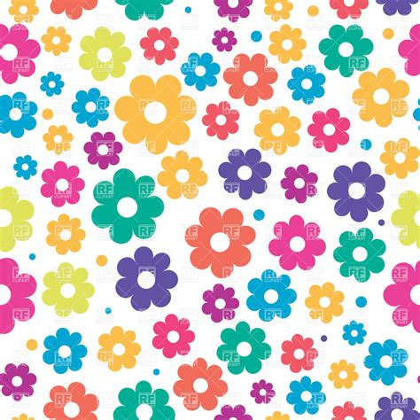 cute wallpaper vector free download cute floral seamless background 24070 backgrounds