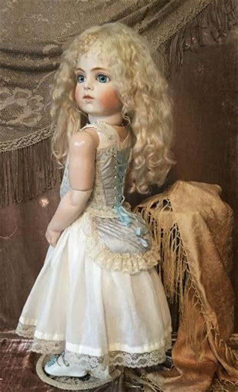 antique bisque baby doll replica 617 best antique bru dolls images on dolls