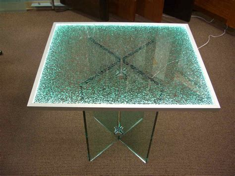Broken Glass Coffee Table Broken Glass Coffee Table With The School Enrollment Out Our Budget Theres No Way I Could
