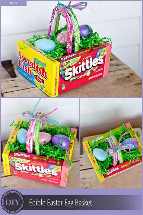 edible easter baskets easy easter craft hip2save 293 best easter religious crafts for kids images on
