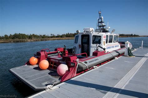 lewes fire boat lewes delaware fireboat