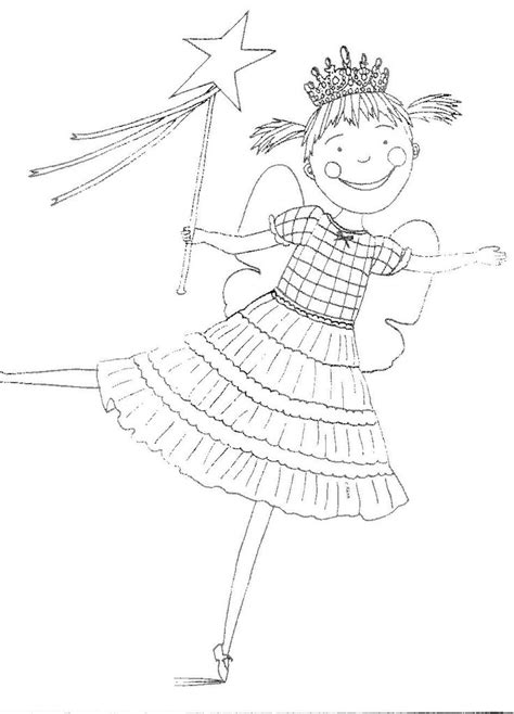 Pinkalicious Coloring Page pin by tammy litsey hayden on pinkalicious