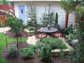 Patio Ideas For Small Yards Small Yards Big Designs Diy