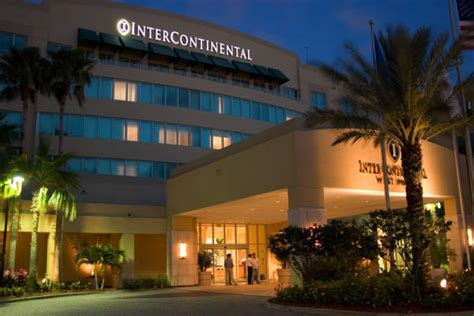 imagenes del doral en miami hotel intercontinental at doral miami estados unidos de