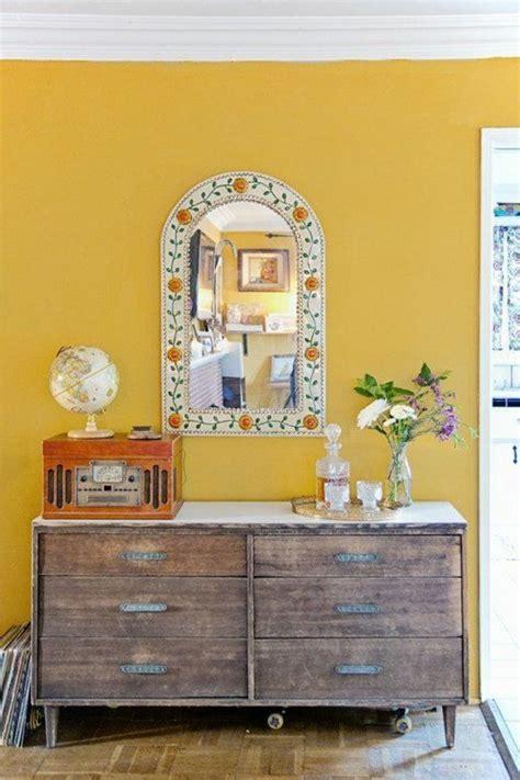 flur ideen shabby chic farbgestaltung flur ratschl 228 ge und beispiele in gelb