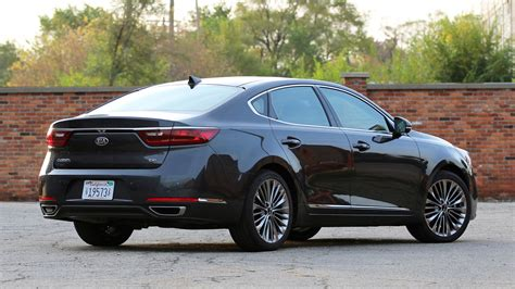 2017 kia cadenza review marvelous makeover