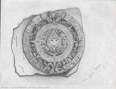 imagenes de aztecas a lapiz dibujos a l 225 piz aztecas dibujos a lapiz