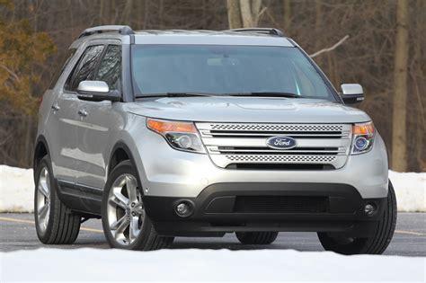 2011 Ford Explorer review 2011 ford explorer limited autoblog