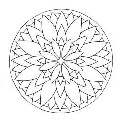 Tal Vez Quieras Ver M&225s Dibujos De Mandalas Para Colorear  sketch template
