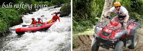 telaga waja rafting  atv ride packages bali double