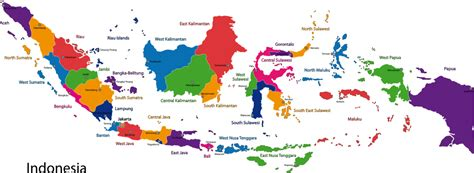 Printable Peta Indonesia | indonesia map with cities blank outline map of indonesia