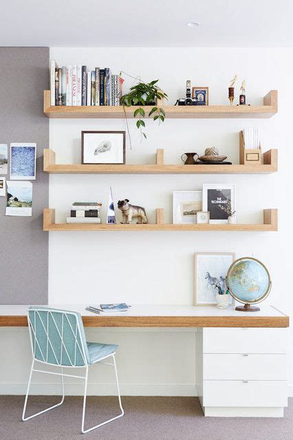 best 25 home office shelves ideas on office