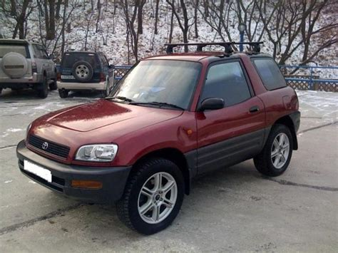 how do i learn about cars 1994 toyota t100 navigation system image gallery 1994 toyota rav4