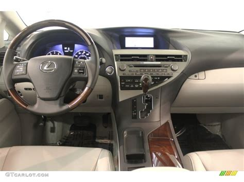 lexus rx dashboard 2012 lexus rx 350 light gray dashboard photo 66560283