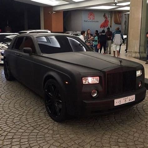 matte rolls royce ghost matte black rolls royce phantom luxury rr phantom