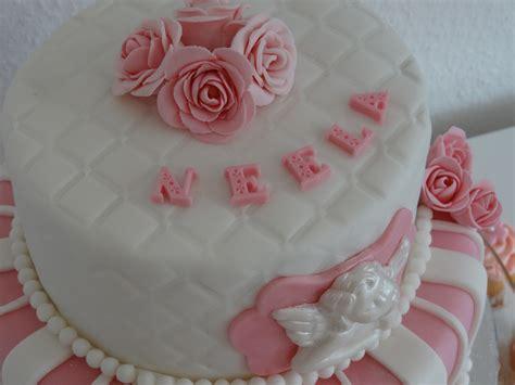 Torte Zur Taufe by Alles Rosa