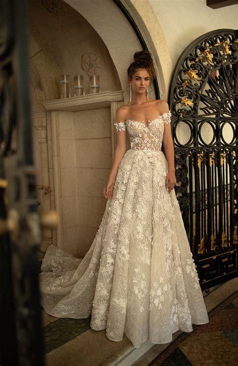Miami Vice: Berta Wedding Dresses Spring/Summer 2019
