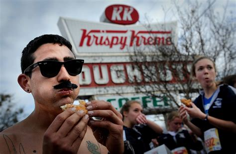 raleigh krispy kreme challenge the most unique food related runs in the united states