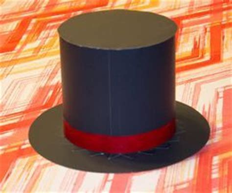 How To Make Paper Hats For Adults - 25 best ideas about top hat centerpieces on