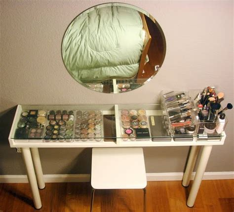 small spaces ikea make up vanity for small spaces ikea hack diy i