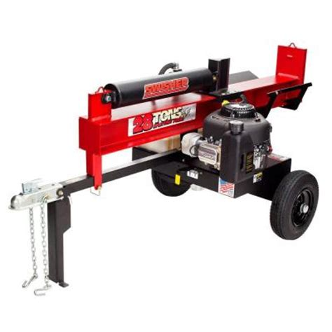 swisher 344 cc 28 ton gas log splitter discontinued