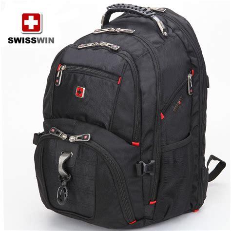 Swiss Army Original Sa3038 Black Grey cheap swiss gear backpacks click backpacks