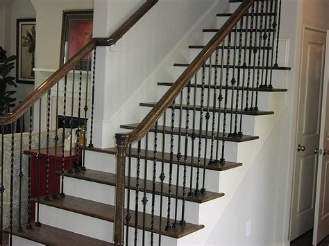 metal banister ideas 8742 kempwood houston 77080 home value har stairs