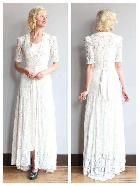 Vintage 30 S Wedding Dresses by 30 S Wedding Dresses Bridesmaid Dresses