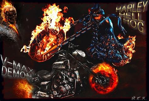 Ghost Rider Bike Live Wallpaper by Ghost Rider Bike Hd Wallpaper Gallery
