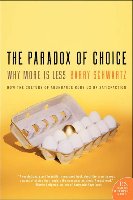 the salesperson paradox a strikingly simple way to provide solutions your customers can t say no to books smart web design with the paradox of choice