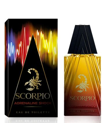 adrenaline shock scorpio cologne a fragrance for