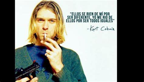 imagenes tristes de kurt cobain kurt cobain y las frases que marcaron al genio del grunge