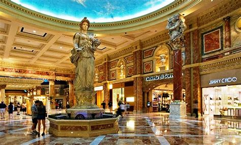 caesars forum shops map shopping the forum shops no caesars palace em las vegas