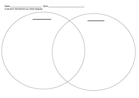 venn diagram template ks2 blank venn diagram 2 circles by jwp teaching resources tes