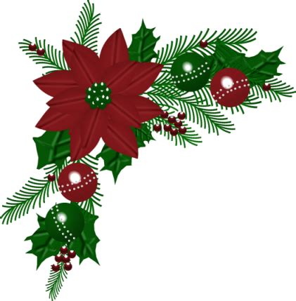 imagenes flores de navidad ba 218 l de navidad esquineros navide 241 os flores de pascua 7