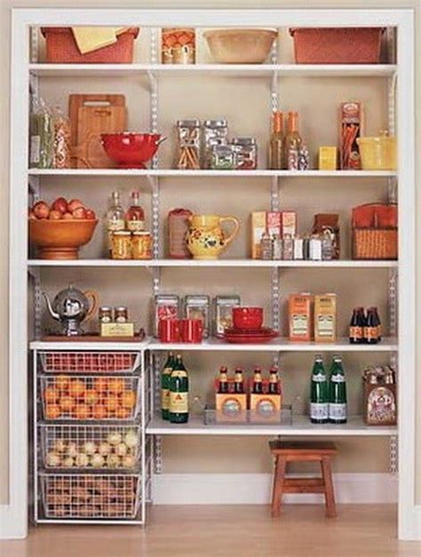Kitchen Storage Organizers by 31 Kitchen Pantry Organization Ideas Storage Solutions