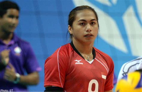 pemain timnas voli putri indonesia profil aprilia manganang pemain timnas voli indonesia